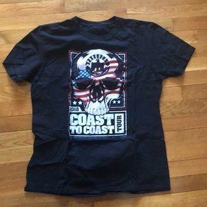 Other - Men's wrestling t shirt - Progress Wrestling
